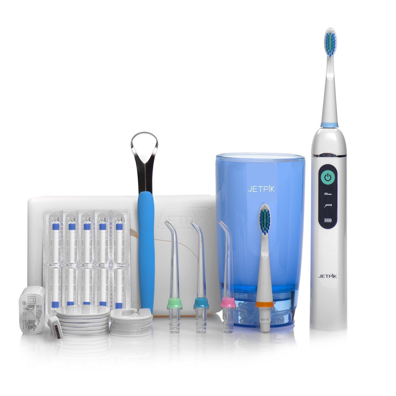 Jetpik Jp200 Elite Rechargeable Electric Dental Flosser